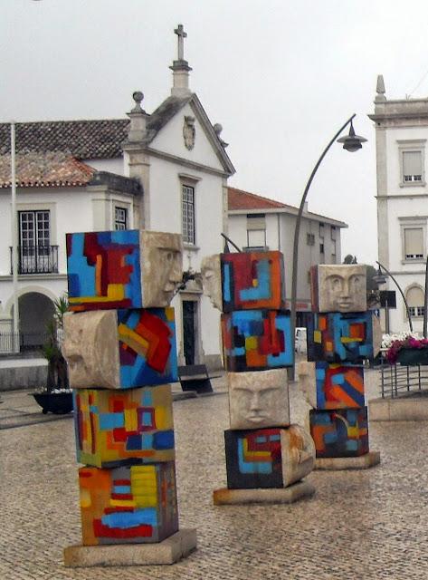 plaza cubos Aveiro