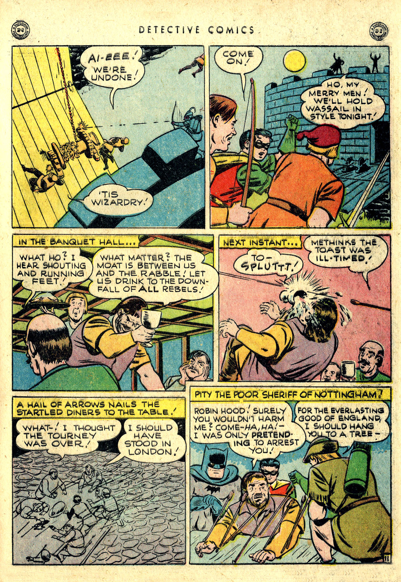 Read online Detective Comics (1937) comic -  Issue #116 - 13