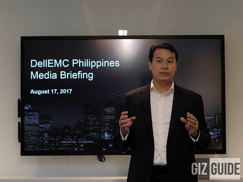 Dell Merges With EMC And Launches New Office In PH