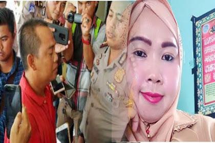 Nyesal Bunuh Istri, Sudirman Nangis: Aku Sayang Dia, Masa Depan Saya Hancur