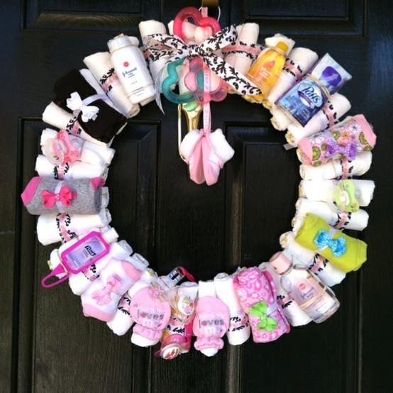 Baby Shower Wreath Instructions: Out Of The Box: 5 Redenen Om Een Babyshower Te Organiseren