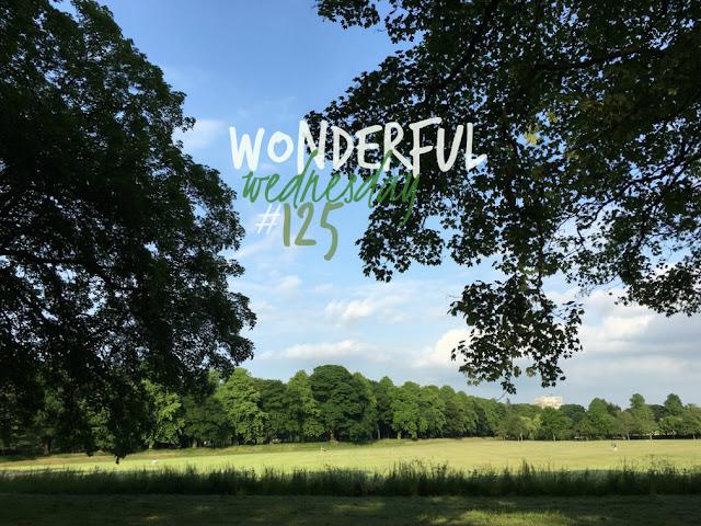 Wonderful Wednesday #125