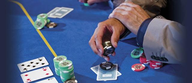 Pemikiran Kritis Dapat Anda Dapatkan Ketika Bermain Poker