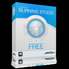 Ashampoo Burning Studio Free v1.21.5 - Nueva actualización de esta genial suite de grabación