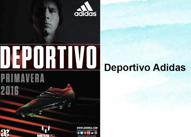 catalogo deportivo adidas