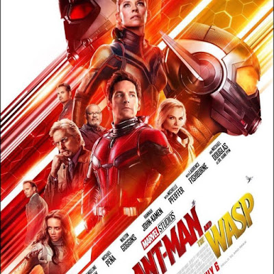 ant man y la avispa, ant man and the wasp, nos vamos al cine, cartelera,