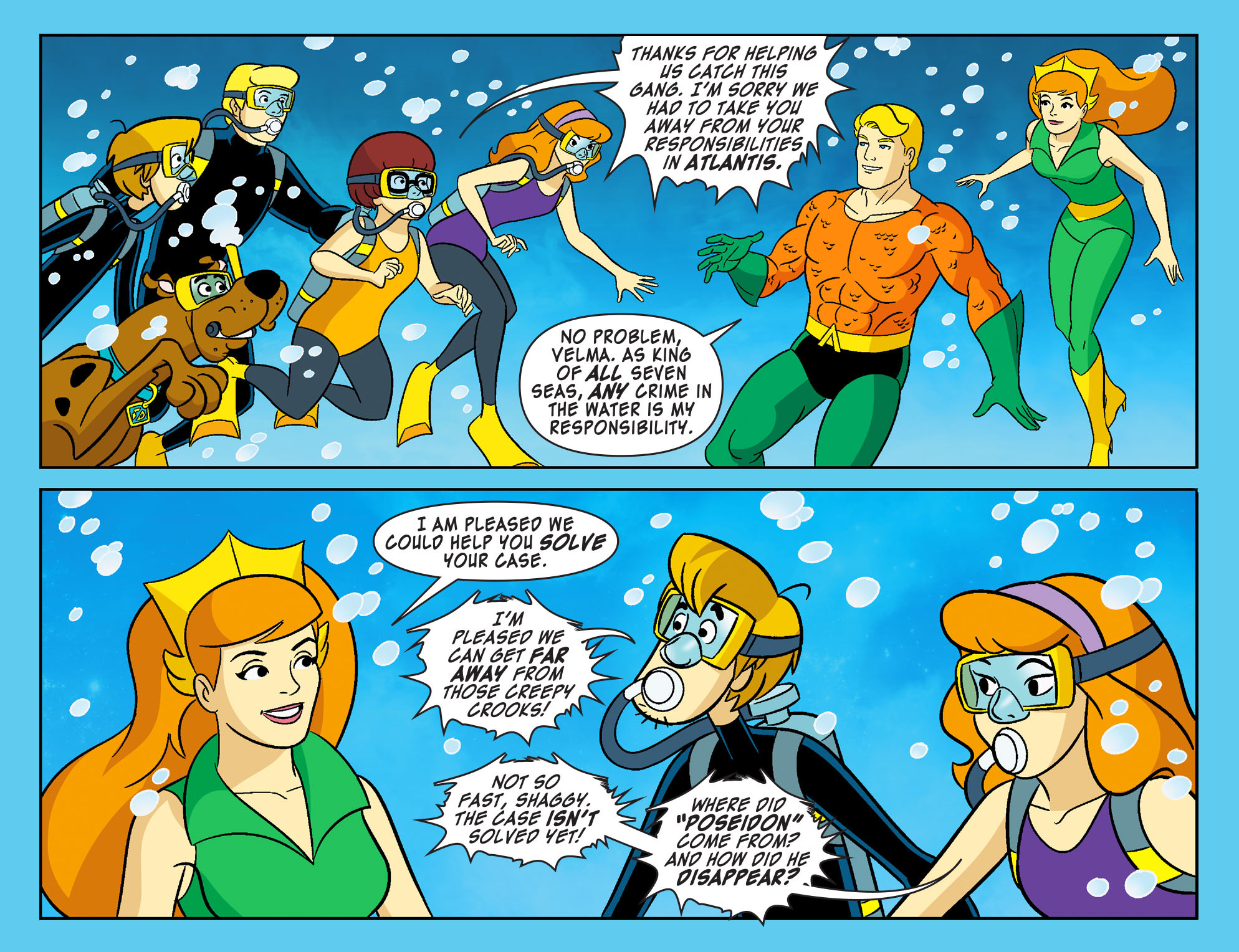 Read online Scooby-Doo! Team-Up comic -  Issue #27 - 16
