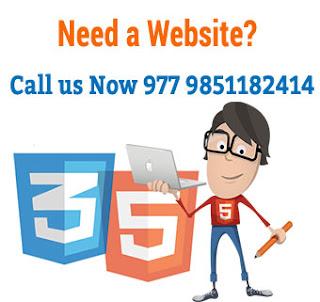 Web Designing in Nepal