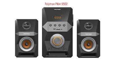 Harga Speaker Aktif Polytron PMA 9502 Bluetooth