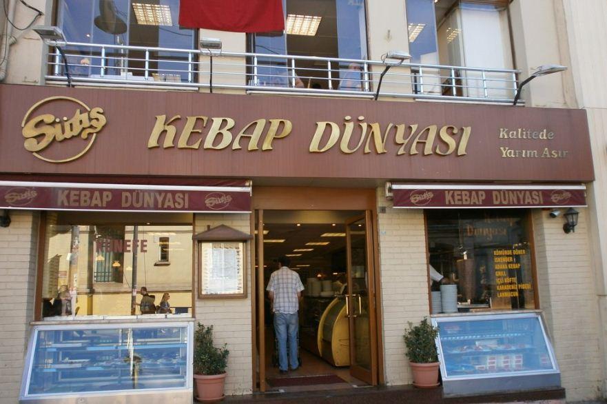 Cafes && Restaurants