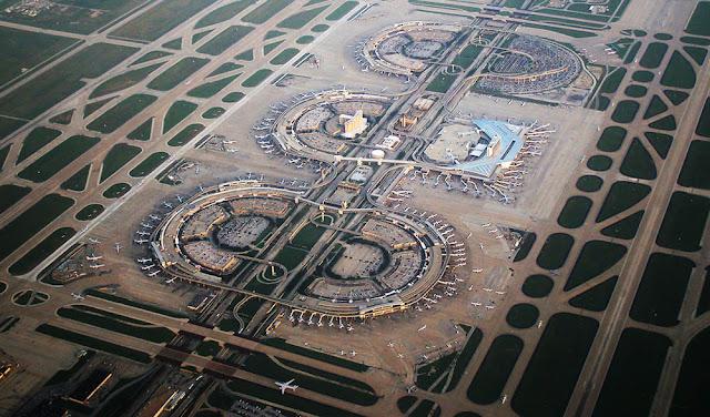 Aeroporto de Dallas – Estados Unidos