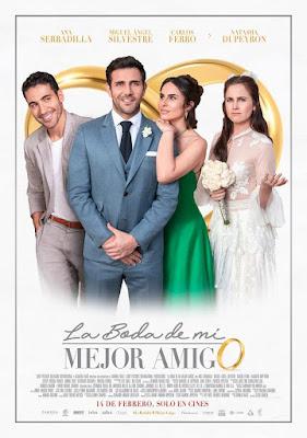 La Boda De Mi Mejor Amigo 2019 Custom HD Latino 5.1