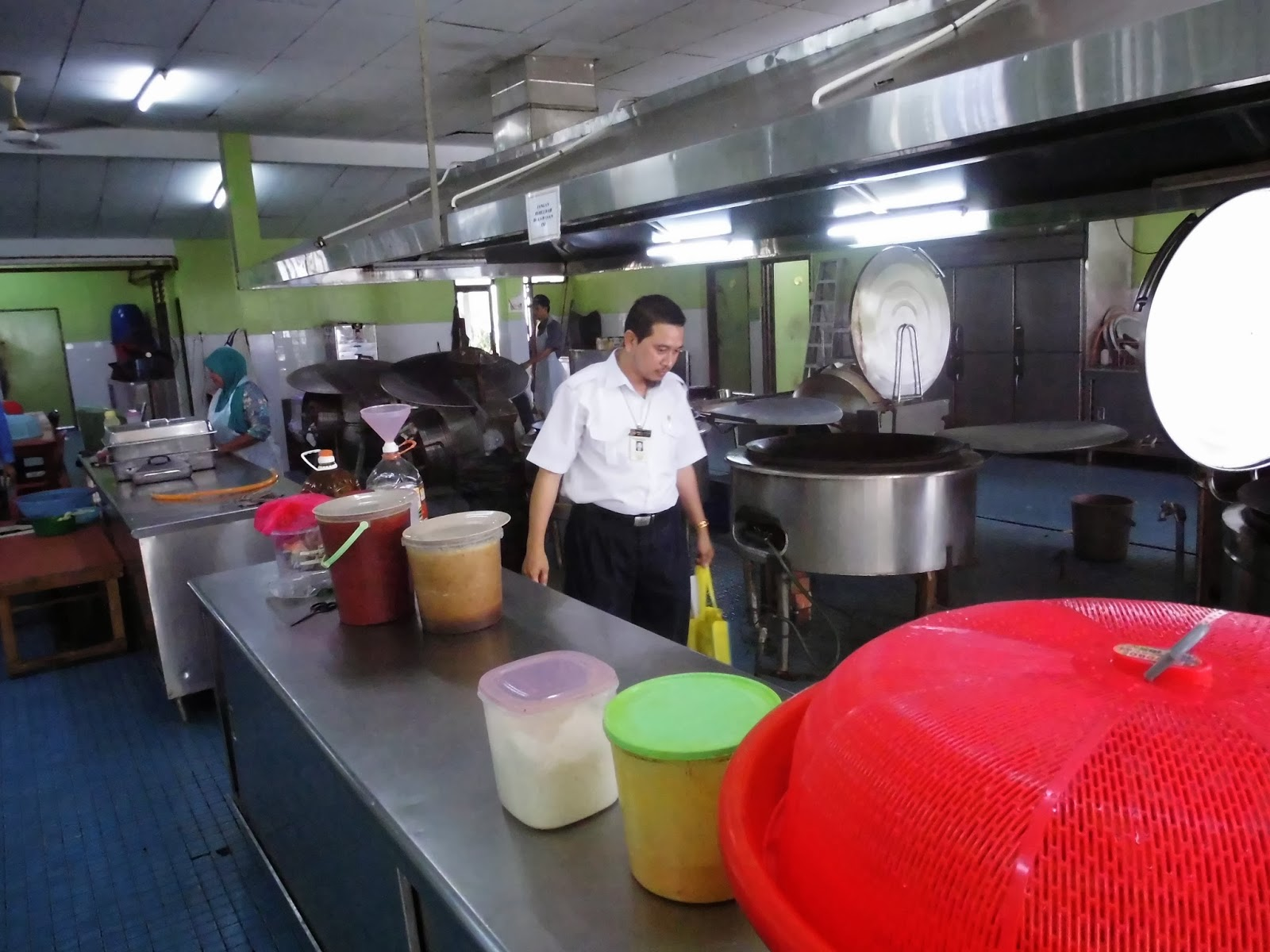 Dapur Kantin Sekolah Desainrumahid