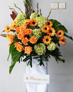 Jual Karangan Bunga Di Kampung Baru