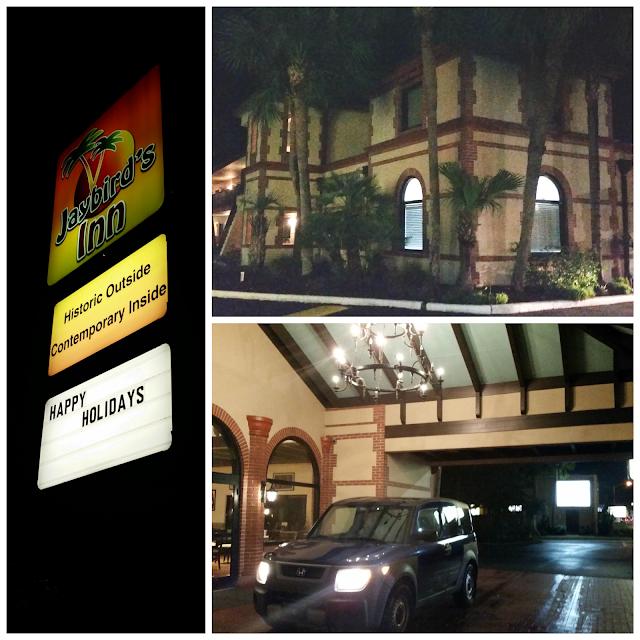 Jaybird's Inn St.Augustine Florida