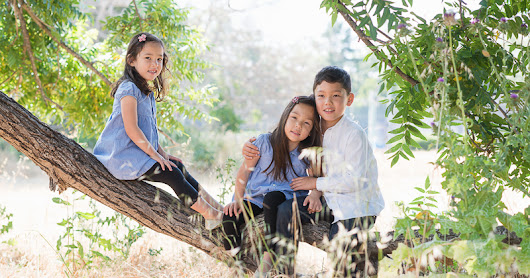 ANIA GAJDA: Family photo session in Mountain View, CA