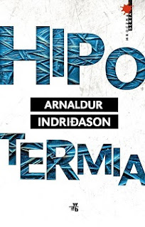 Hipotermia - Arnaldur Indriðason