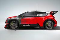 Citroën C3 WRC 2017 Concept Side