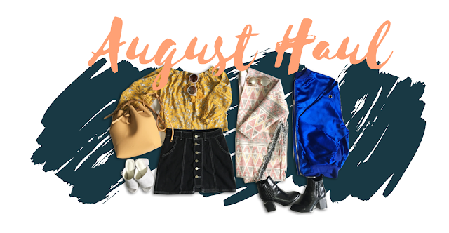 The best clothing haul YET!