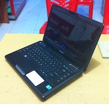 jual laptop toshiba l510 2nd