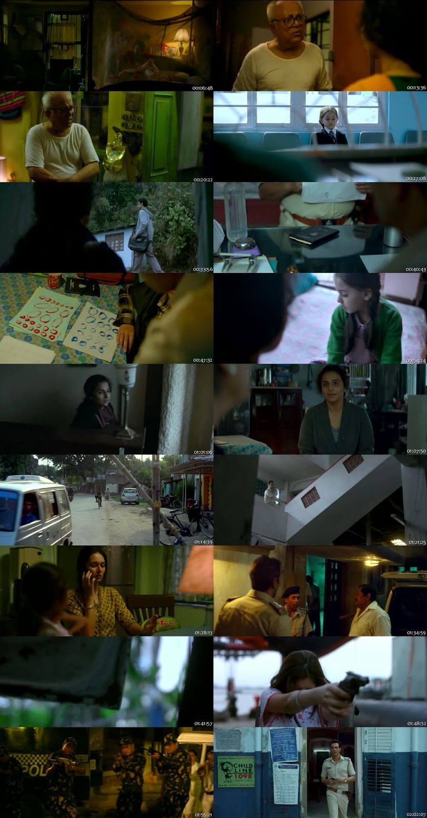 Screen Shots Kahaani 2 2016 Full Hindi Movie Download 400MB