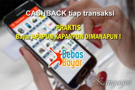 Potensi Cashback Aplikasi Bebasbayar