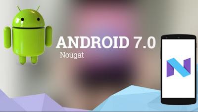 هذه هي قائمة الهواتف التي يمكنها التحديث الى نسخة الجديدة اندرويد NOUGAT