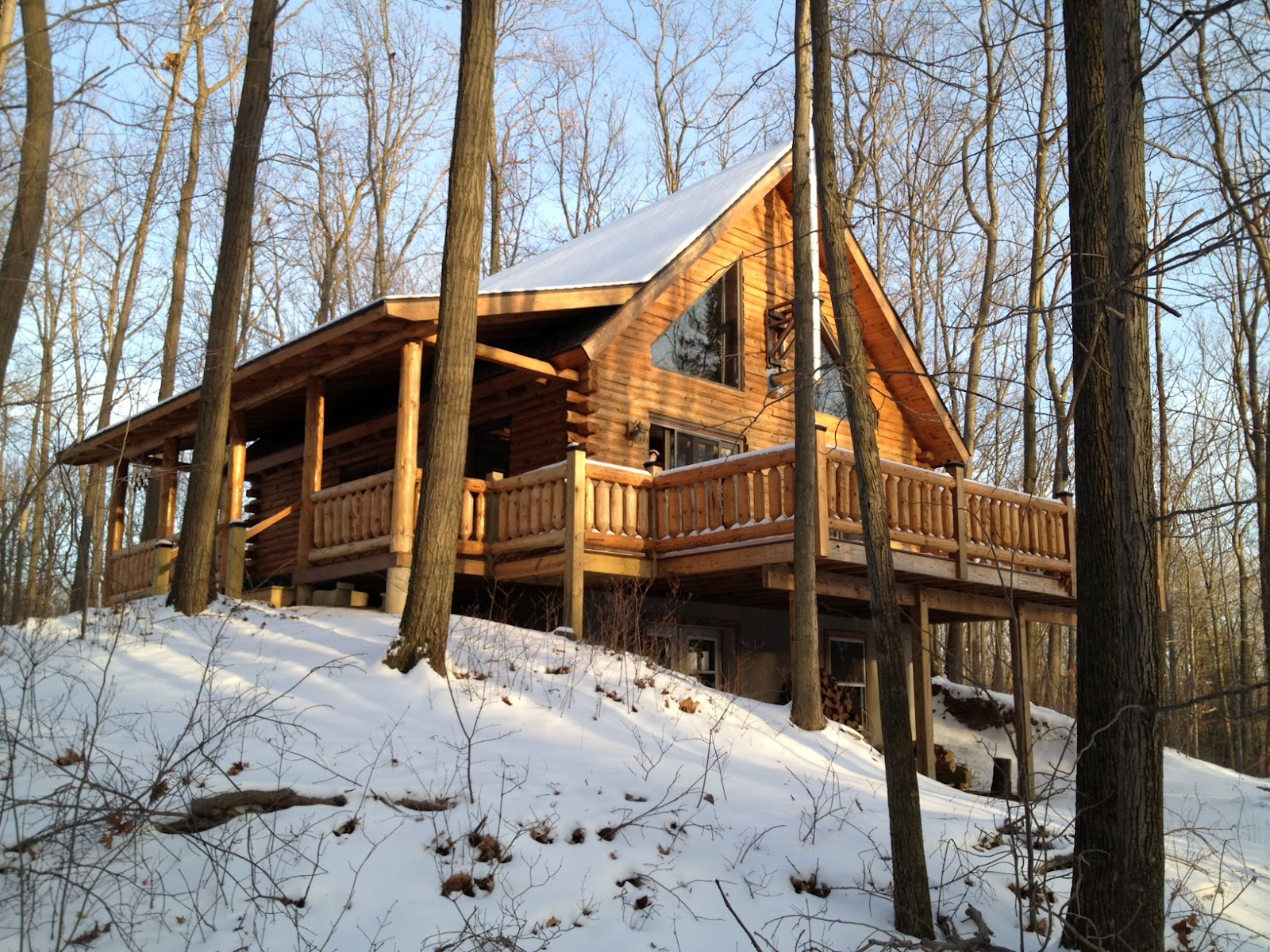 National Alliance To End Homelessness Upstate New York Cabin