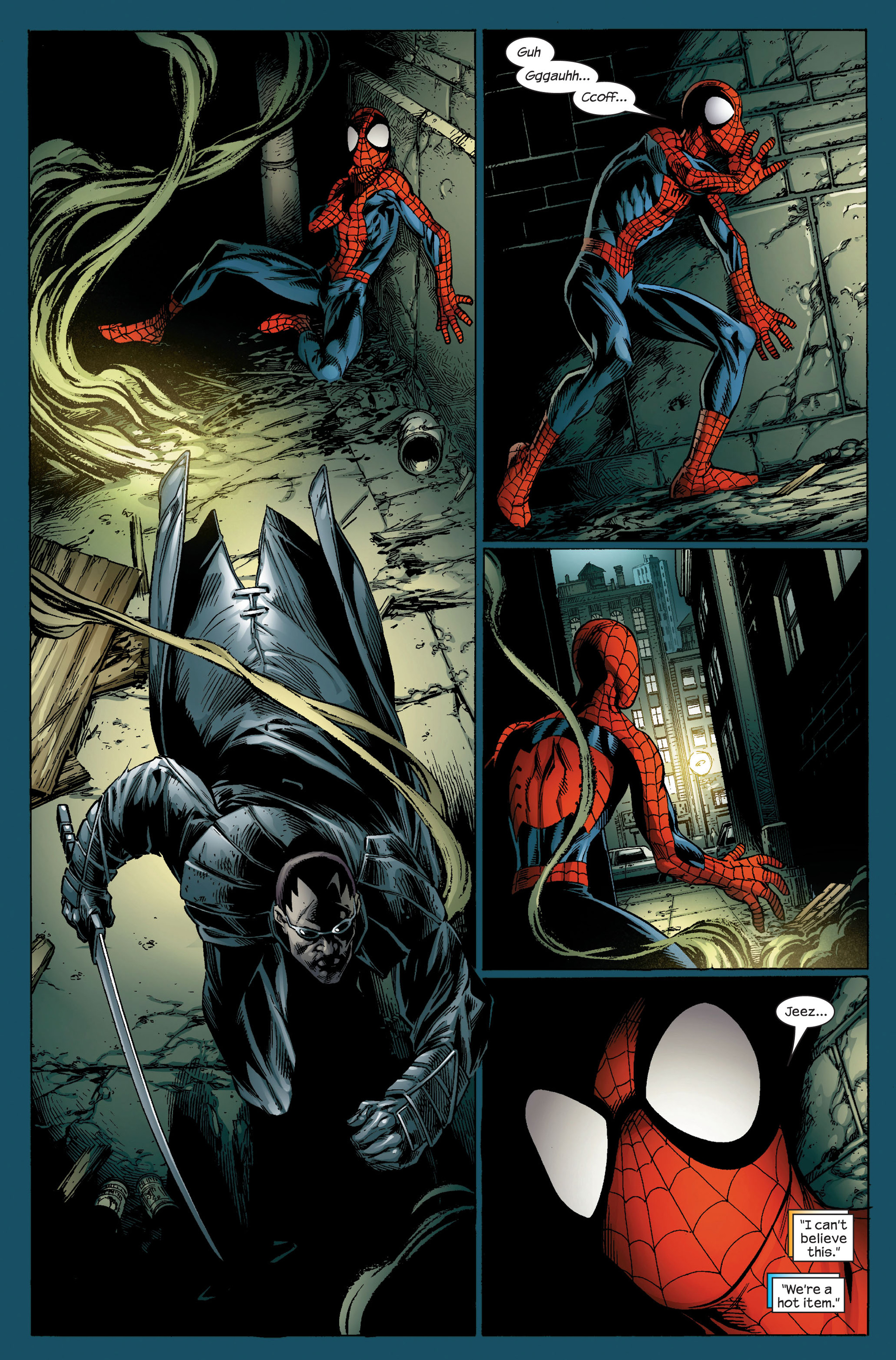 Read online Ultimate Spider-Man (2000) comic -  Issue #95 - 7