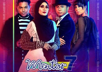 Senarai Peserta Mentor 7 (2018)