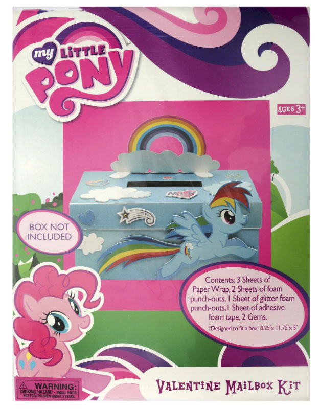 MLP Valentine Plush, Cards & Mailbox at Target | MLP Merch