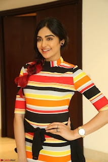 Adha Sharma in a Cute Colorful Jumpsuit Styled By Manasi Aggarwal Promoting movie Commando 2 (117).JPG