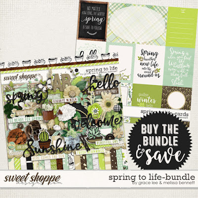 Spring to Life - Bundle