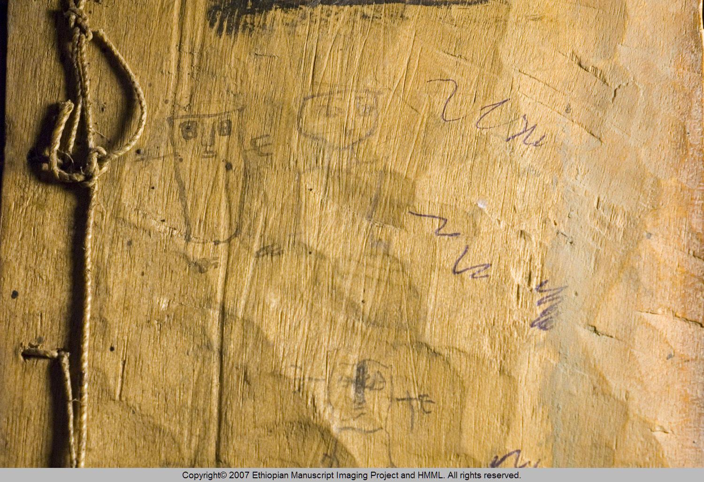 Fig. 2. Alwan Codex 5 (EMIP 00110). Courtesy of Ethiopian Manuscript Imaging Project (Portland, Oregon), Steve Delamarter, director