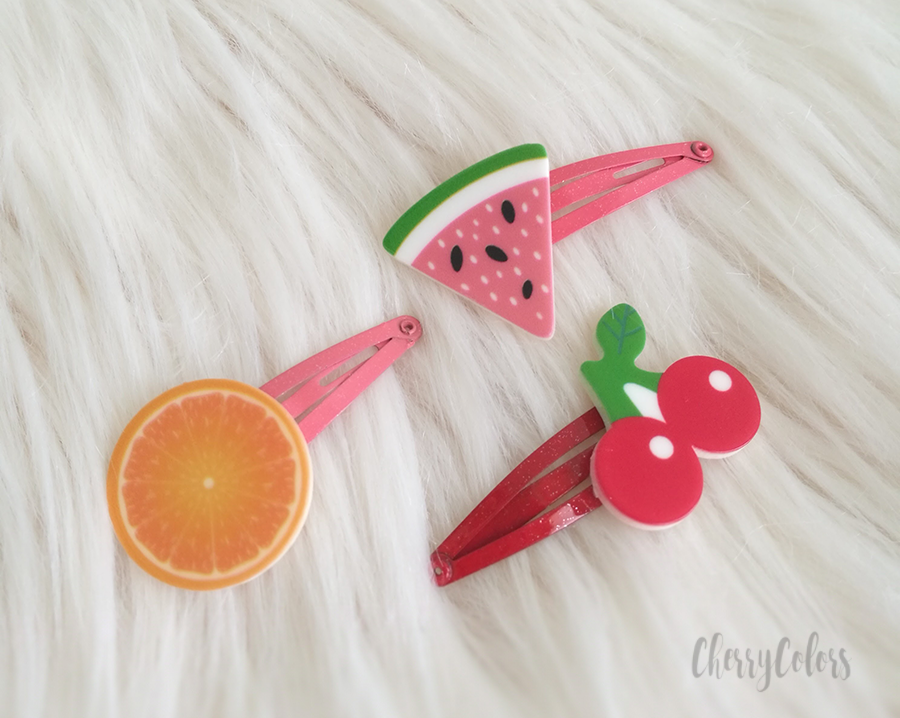 summer hair clips