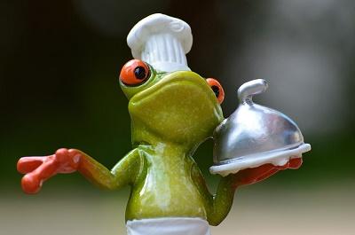 chef frog