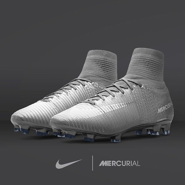 pretty nice 19081 d1a58 Nike Mercurial Superfly V 'Battle Grey' Concept by lumo723 ...
