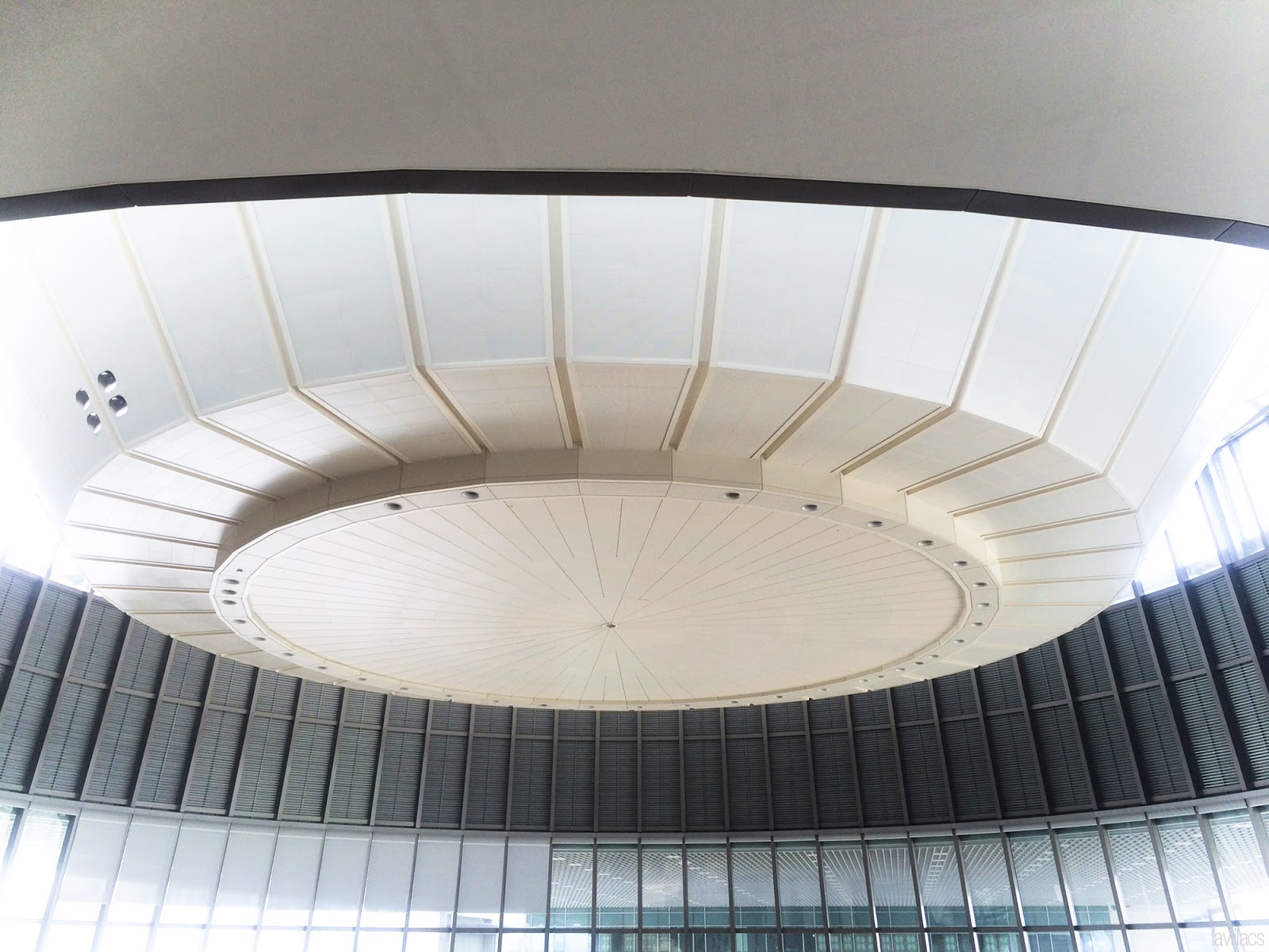 Seoul, Korea - Summer Study Abroad 2014 - National Museum of Korea 국립중앙박물관 architecture