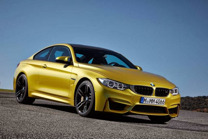 Bmw Shows M3 And M4