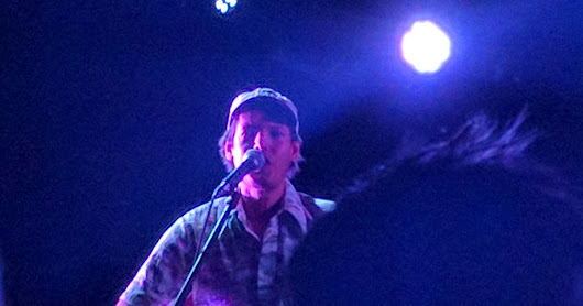 When Culture Tiger went to see Jeffrey Lewis live
