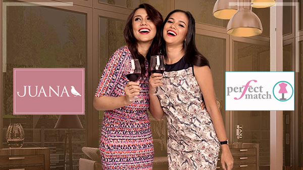 Juana Exclusive Labels in Bacolod at Perfect Match Boutique