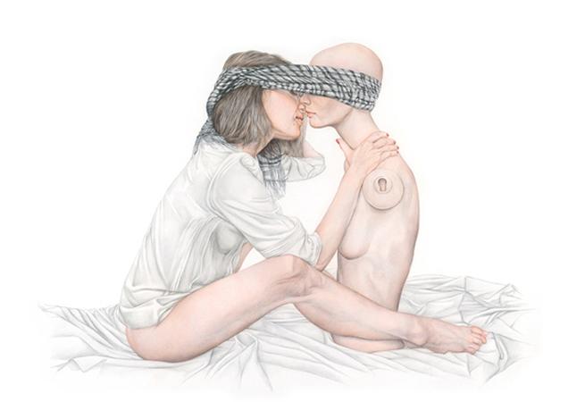 Оригинальные рисунки. Marianna Ignataki 25