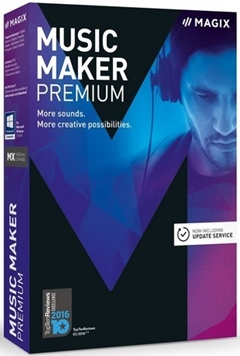 Download MAGIX Music Maker 2017