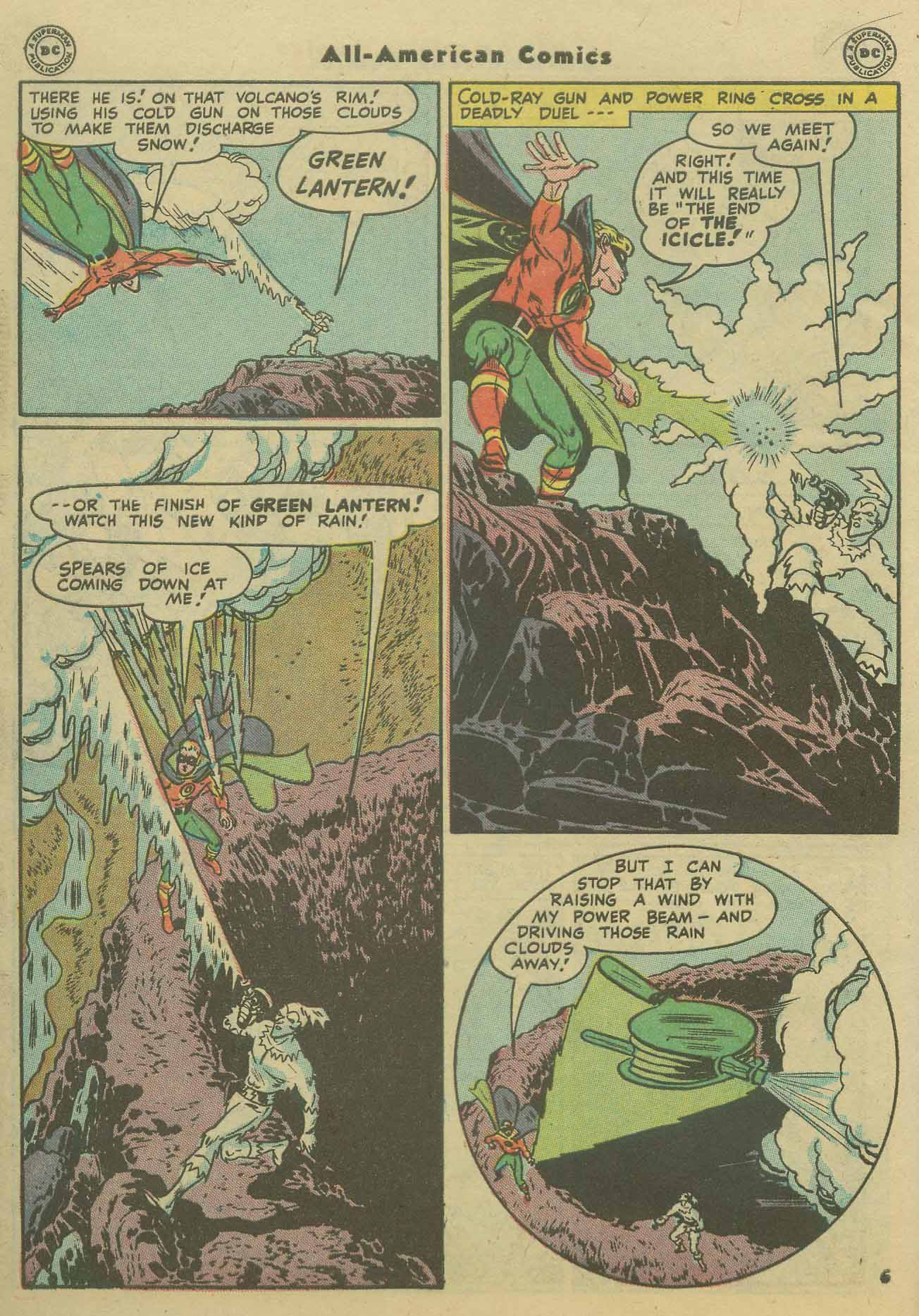 Read online All-American Comics (1939) comic -  Issue #92 - 8