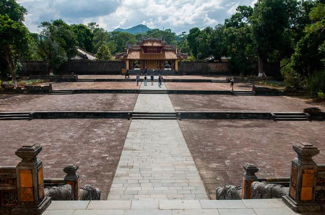 Templo emperador Dong Khanh