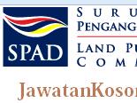 Jawatan Kosong Suruhanjaya Pengangkutan Awam Darat (SPAD) 2016