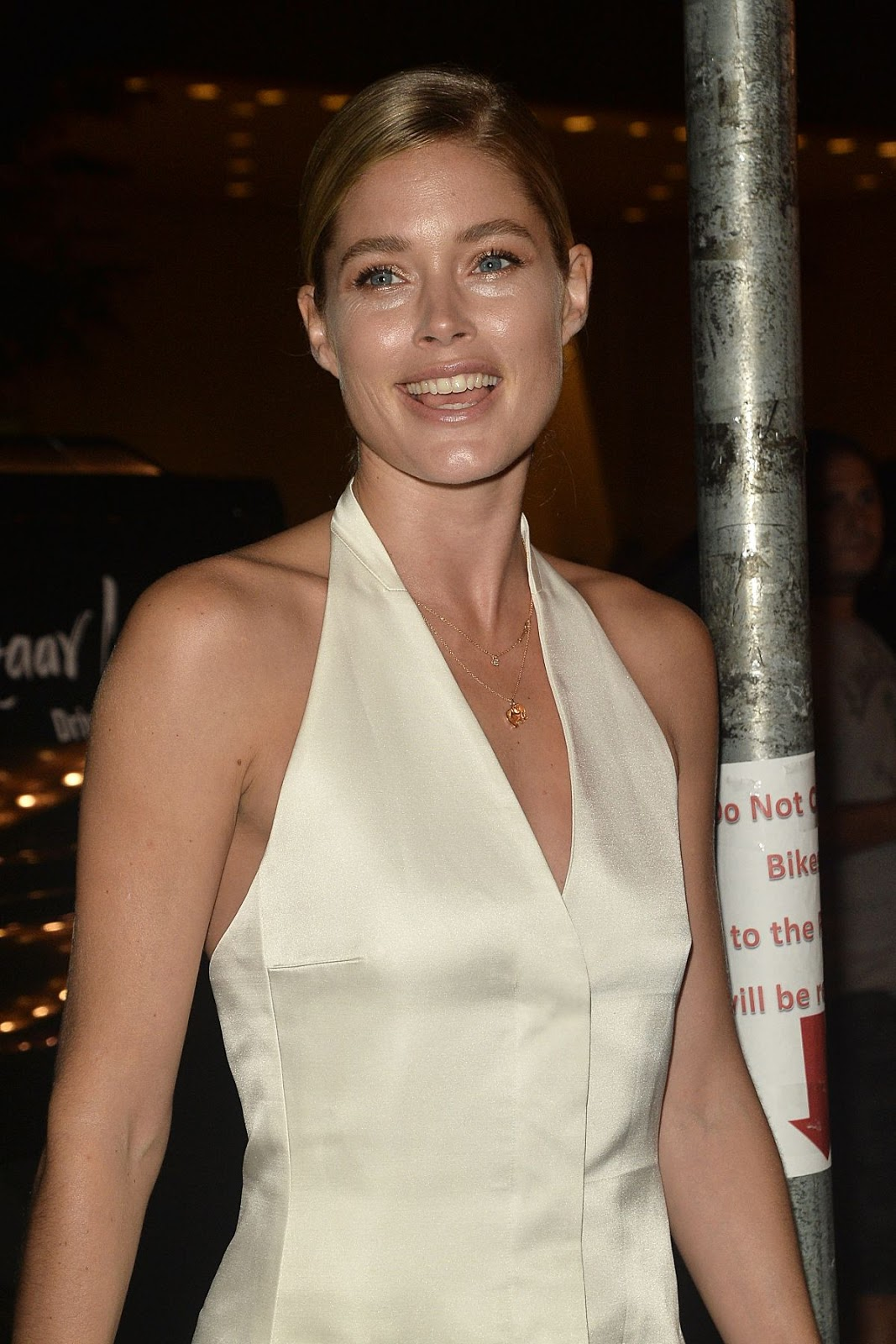 'Wonder Woman' actress Photos Doutzen Kroes At Harper's Bazaar Celebrates Icons By Carine Roitfeld, NY City