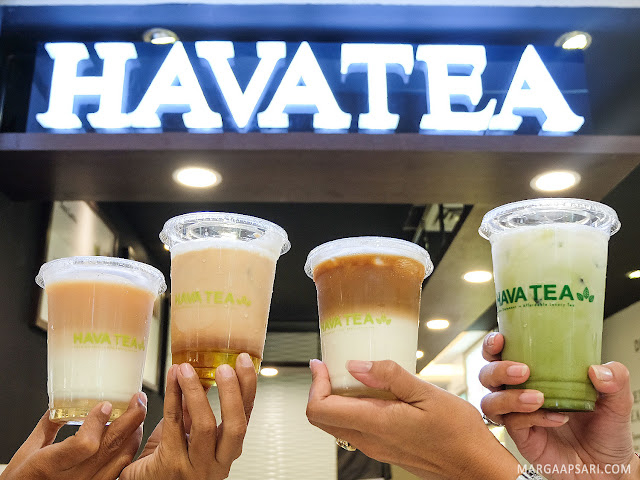 Menu dan Review Hava Tea