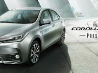 Harga & Kredit Mobil Toyota Corolla Altis di Jakarta