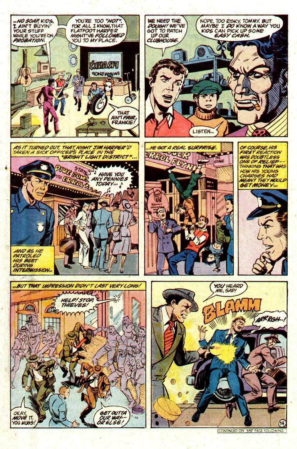 Read online Secret Origins (1986) comic -  Issue #19 - 35